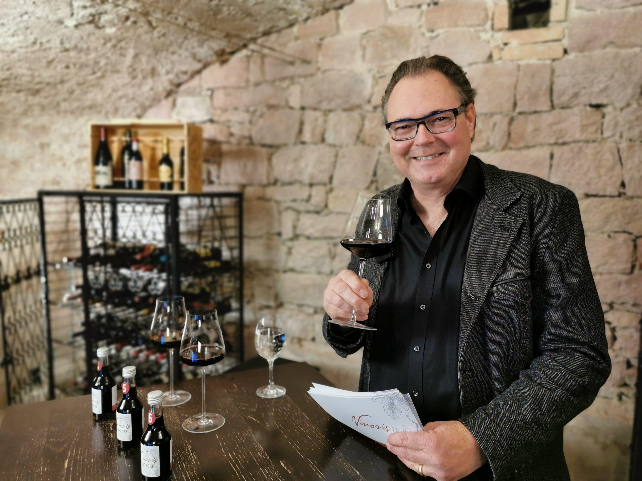 Vinovis - Die virtuelle Weinprobe